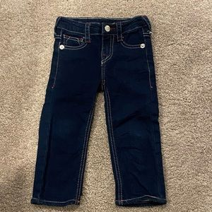 Boys True Religion jeans size 2
